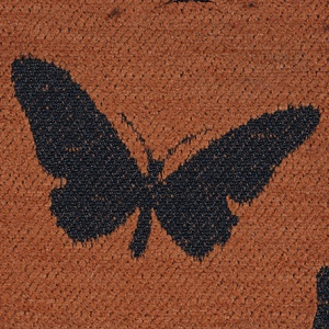 Butterflies - Orange Finish
