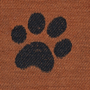 Paws - Orange Finish
