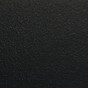 Textura Black Finish